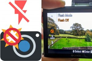 How to Turn Off Your Camera Flash or Smartphone Flash