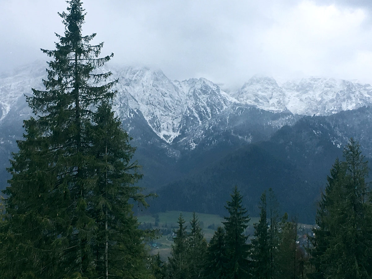 The Mountains of Zakopane • Poland • Digital Nomad