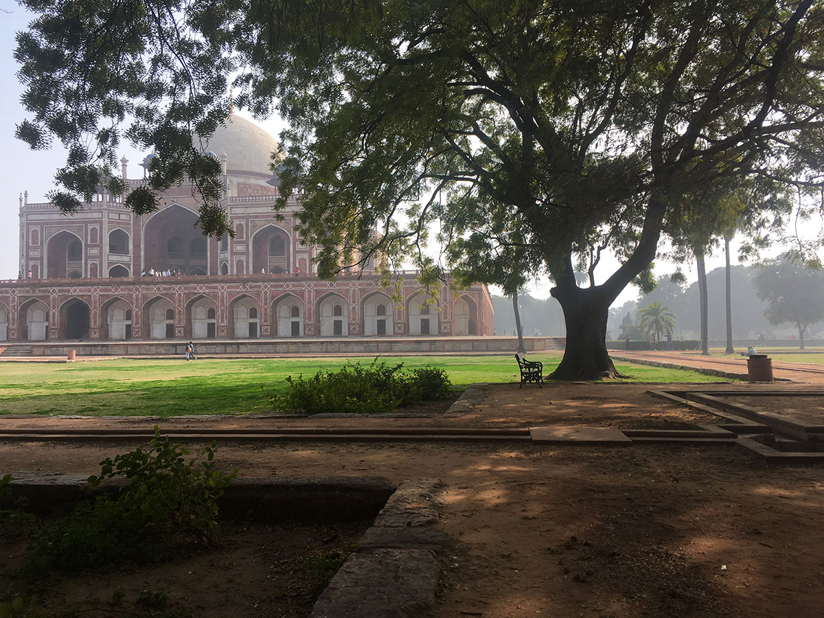 Back on the Road, Nomadic in Delhi • Digital Nomad