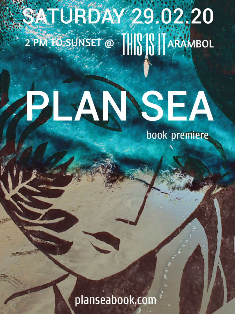 Premiere of Plan Sea - Saturday 29.02.2020 • Digital Nomad