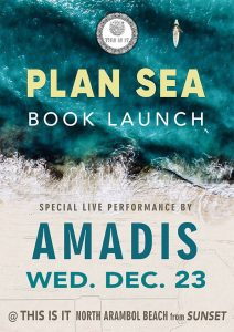 Plan Sea Book Launch and World Tour • Digital Nomad